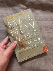 Brave New World and Brave New World Revisited (Perennial Classics)