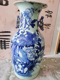 青花瓷瓶 -150件