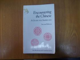 Encountering  the  Chinese:A Guide For Americans