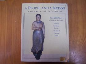 A  PEOPLE  AND  A  NATION:A HISTORY OF THE UNITED STATES
