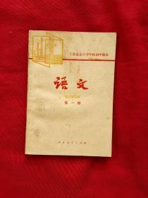 语文第一册