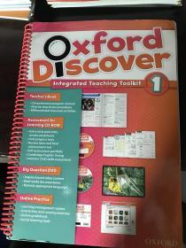 Oxford discover 1 integrated teaching toolkits