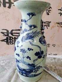 青花瓷瓶150件*