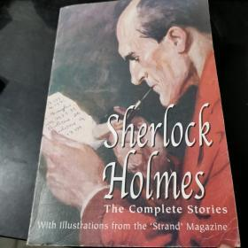 "Sherlock Holmes:Original Illustrated ""Strand"" Edition: The Complete Stories (Wordsworth Special Editions)"