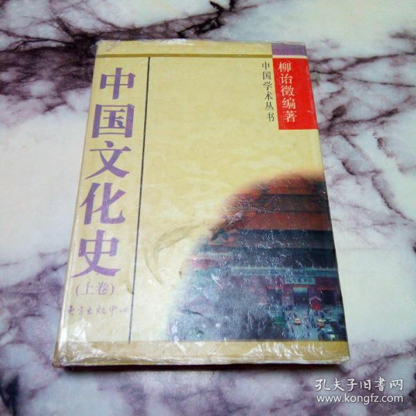中国文化史(上卷)