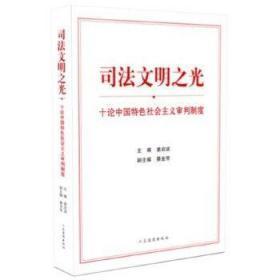 司法文明之光:十论中国特色社会主义审判制度