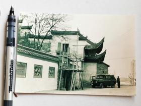 1983年歙县太白楼的2004冲洗片