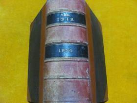 THE IBIS  1920(英文原版)【皮纱精装】