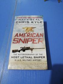 American Sniper:The Autobiography of the Most Lethal Sniper in U.S. Military History