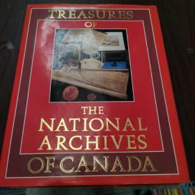The national archives of Chnada 加拿大国家档案馆的宝藏(英文版)