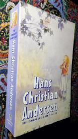 The Complete Fairy Tales(《插图版安徒生童话全集》)(英文 英国进口 十六开 1183页)