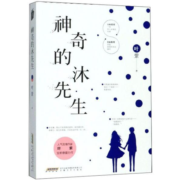 库存新书  长篇小说:神奇的沐先生