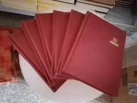 插图本 人民文学出版社60周年(1951-2011)  6个本子合售(注意是同一本)