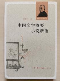 中国文学概要 小说新语