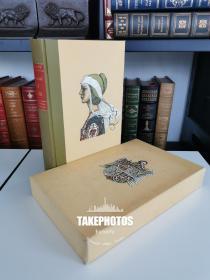 History of the Reign of Ferdinand and Isabella 《费迪南和伊莎贝拉统治史》heritage press 1967年出版 精装本 带书匣