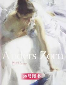 安德斯 佐恩画册 Anders Zorn: Swedens Master Painter