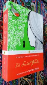 The Secret Garden 《秘密花园》(Illustrated by Robin Laurie)(英国进口书,有插图)