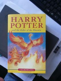 Harry Potter and the Order of the Phoenix(包正版)哈利波特