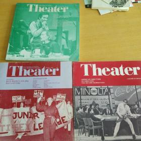 YALE SCHOOL OF DRAMA/ YALE REPERTORY THEATER:POLITICS AND SATIRE/REDDIN'S RUM AND COKE、American Directors/Bosakowski's Chopin in Space、FUGARD'S THE ROAD TO MECCA耶鲁戏剧学院/耶鲁话剧团(3本合售全部是外文)