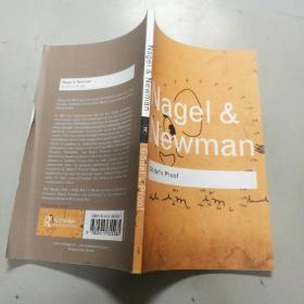 Godels Proof (Routledge Classics)[戈德尔的证据]
