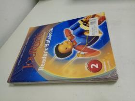 JOURNEYS COMMON CORE Readers Notebook 2 Volume1、2(两册合售)未开封