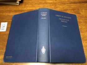 Collected Papers by Izrail M. Gelfand volume 1 布面精装原版  数学大师盖尔芳特的论文集