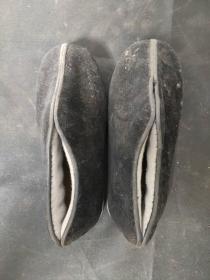 民国鞋子 古玩古董红色博物馆真品收藏