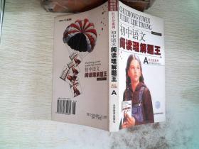 红百分系列初中语文阅读理解题王A