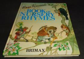 2手英文 Eric Kincaid Book of Nursery Rhymes 埃里克·金凯德 童谣绘本 sge27
