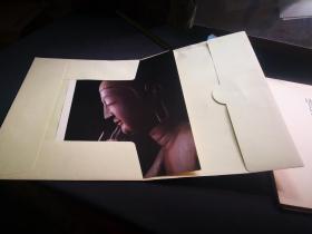 买满就送   弥勒菩萨头像 画片一张   佛的心愿    33 x 24.8  有独立信封包装