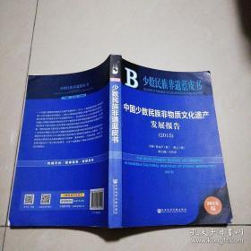 中国少数民族非物质文化遗产发展报告2015少数民族非遗蓝皮书