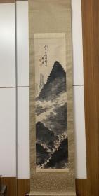 富冈铁斋(1837-1924)画坛巨墨称为中国的齐白石