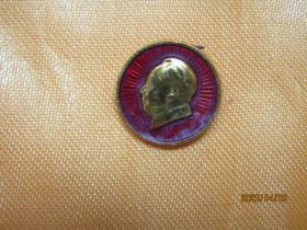 文革毛主席像章:毛主席万岁