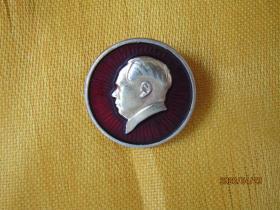 文革毛主席像章:毛主席