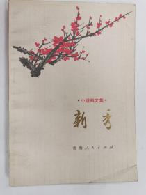 新秀 文革文艺 小说散文集 插图本 一版一印