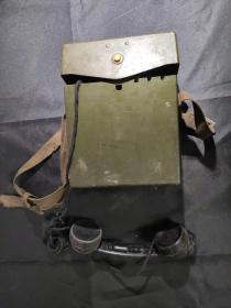 文革电话机 古玩古董红色博物馆真品收藏