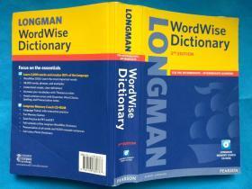 Longman Wordwise Dictionary (2nd Edition) 《朗文无师自通英语词典》英文原版 (2008)第二版