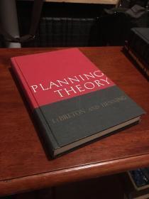 英文原版《Planning Theory》(策划/计划理论)作者:le Breton et al. 出版:1961