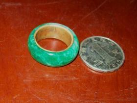 清代翡翠戒指