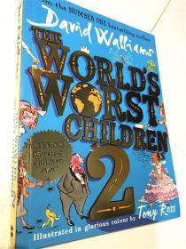 平装 Worlds Worst Children 2 EXPORT