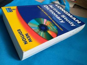 Longman Active Study Dictionary of English (New Edition) 《朗文活用英语词典》英文原版 (2004)第四版 2009年印