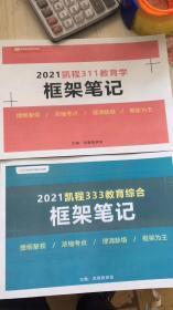 2021最新凯程333/311框架笔记