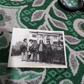 五六十年代女士照