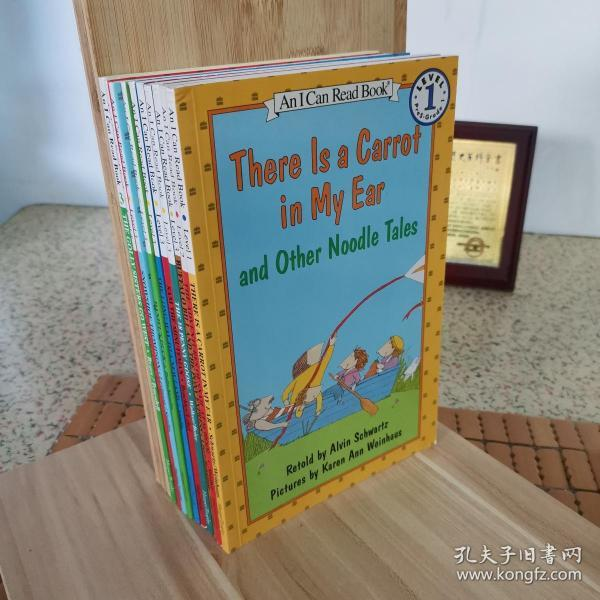 An I Can Read Book (英文原版,10册合售,具体书名见图.)
