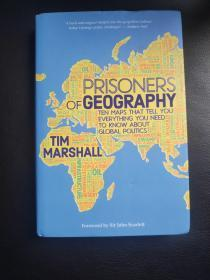 Prisoners of Geography:Ten Maps That Tell You Everything You Need To Know About Global Politics