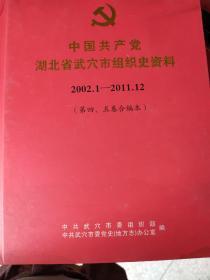 中国共产党湖北省武穴市组织史资料