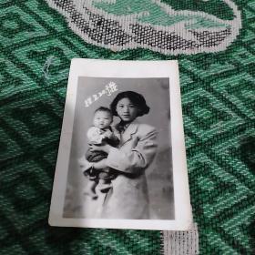 58年母子照