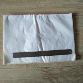 早期很薄的覆写纸一百三十张