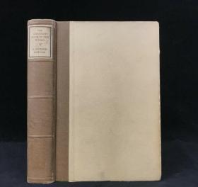【1925年,经典书话,藏书大师爱德华·纽顿《举世最伟大的书及其他》】约80幅插图(卷首彩图),漆布脊精装,书顶鎏金。