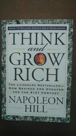 原版Think and Grow Rich 《思考致富》毛边已裁本
